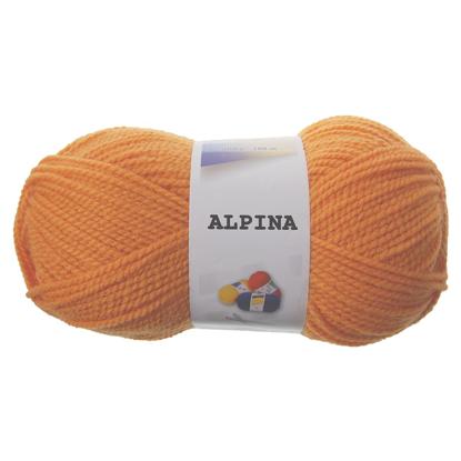 Bild på Alpina ett tjockt enfärgat garn